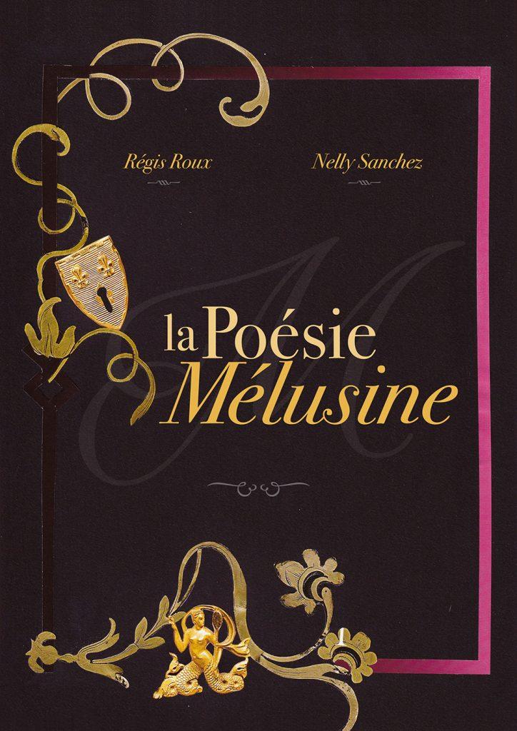 Couverture du livret _La Poésie Mélusine_
